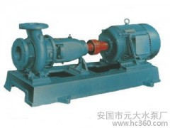 供应元大IS100-80-125清水泵IS清水泵电厂选矿-- 上海巧阔贸易有限公司