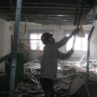 宁夏宁夏厂房拆除