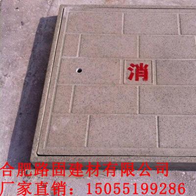 上海新型环氧树脂高强度复合井盖9