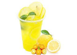 金桔柠檬果饮