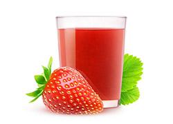 青海草莓汁