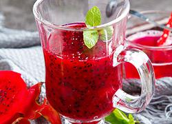 上海上海火龙果汁