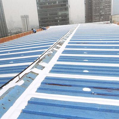 衢州钢结构厂房防水