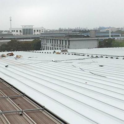 北京钢结构厂房防水