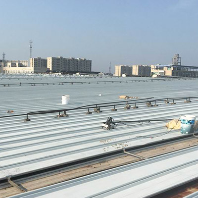 榆林钢结构厂房防水
