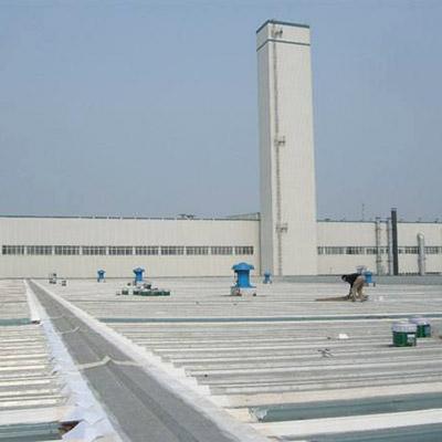陕西钢结构厂房防水