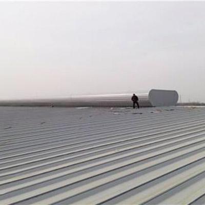 阿拉善盟钢结构厂房防水