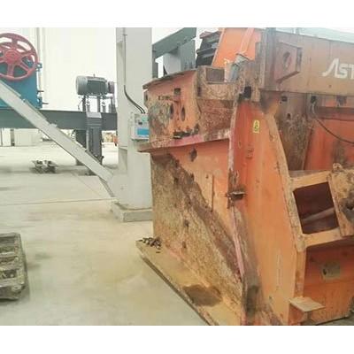 出售二手大华ASJ-E4230颚式破碎机