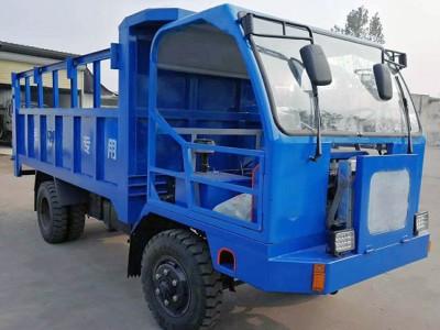 五吨四驱四不像农用车 整车明细配置-- 济宁拓能矿山机械有限公司