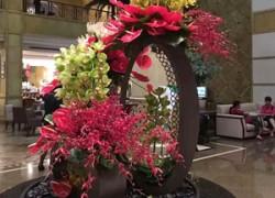 上海上海插花