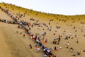 今年中国国内旅游人数预计达60.4亿人次