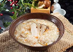 浙江香菇粥