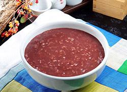浙江红豆粥