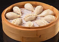 招牌鲜肉蒸饺