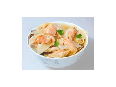 虾仁鲜肉馄饨-- 安徽易成品牌管理集团有限公司