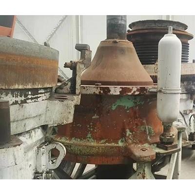 出售二手南矿cc200MF单缸圆锥破碎机