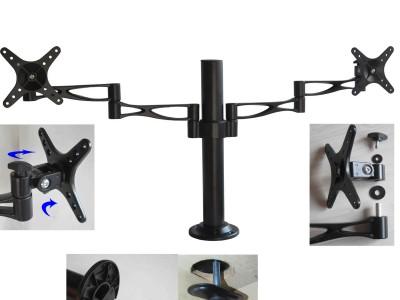 健翼液晶显示器支架/LCD/LED/显示屏桌面支架挂架