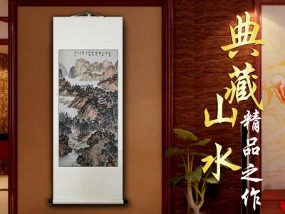 裴君一:山水典藏,精品之作-- 传世书画研究院