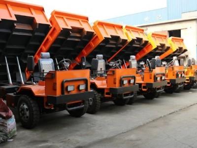 10吨四不像车价格图片售后完善-- 济宁拓能矿山机械有限公司