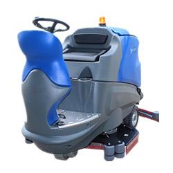 台湾驾驶式洗地机X9