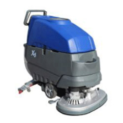 旧尼手推式洗地机X5