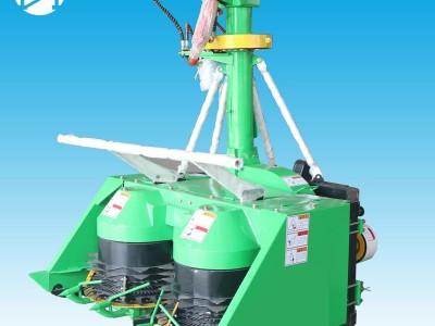 籽粒破碎小型青储机背负式多功能留茬低青贮机割台犇牛农机-- 山东犇牛畜牧机械设备有限公司