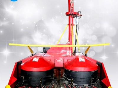赤峰新型2.6米青饲料收获机割台犇牛大型玉米秸秆青储机-- 山东犇牛畜牧机械设备有限公司