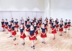 新星拉丁舞