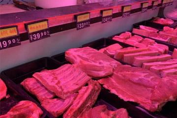 猪肉价格持续看涨 看各省如何出招维稳肉价