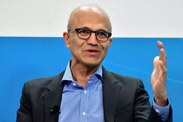 微软宣布回购400亿美元股票