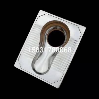 供应不锈钢蹲便器一体大排污口厕改工