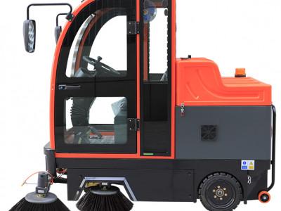 全封闭大型驾驶式扫地车 T6