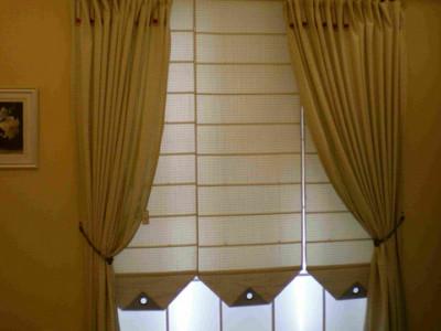 精品窗帘-- 恒瑞窗帘