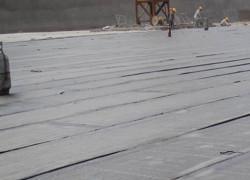 新旧屋面防水施工