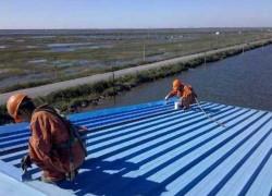 防城港新旧屋面防水施工