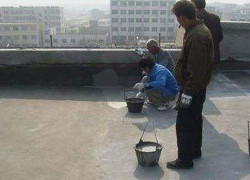 博尔塔拉新旧屋面防水施工