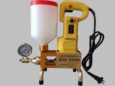 高压灌浆机-- 合肥创旺建筑维修有限公司