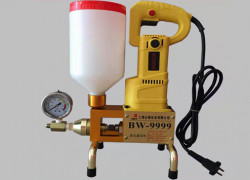 商洛高压灌浆机