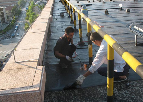 合肥外墙防水堵漏基本步骤与操作技巧