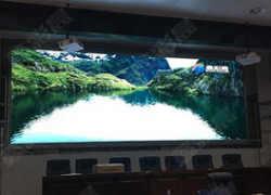 天津室内全彩LED显示屏
