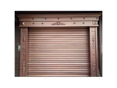 仿铜型材门-- 合肥万邦门业有限公司