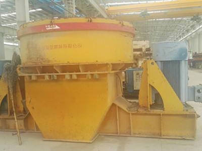 出售二手大华PL-1200制砂机-- 洛阳瑞克循环科技有限公司