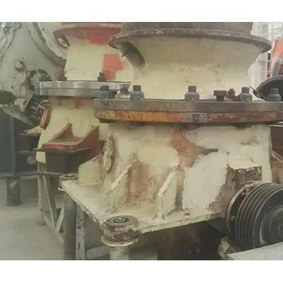 出售二手GP100圆锥破碎设备