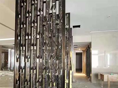 不锈钢屏风-- 恒品金属