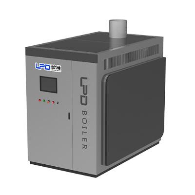低氮冷凝不锈钢热水机组