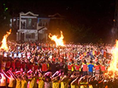 篝火晚会-- 安徽生命树企业管理咨询有限公司