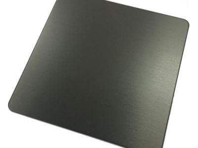 拉丝黑钛-- 恒品金属