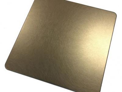 乱纹褐色-- 恒品金属