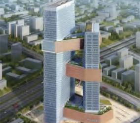 深圳·腾讯总部大楼