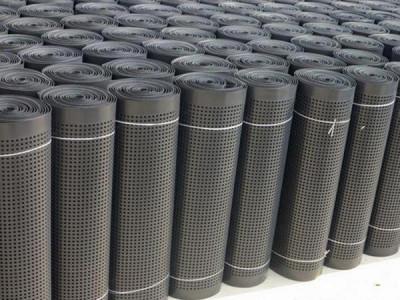 凹凸蓄排水板-- 睿安通虹吸排水收集系统